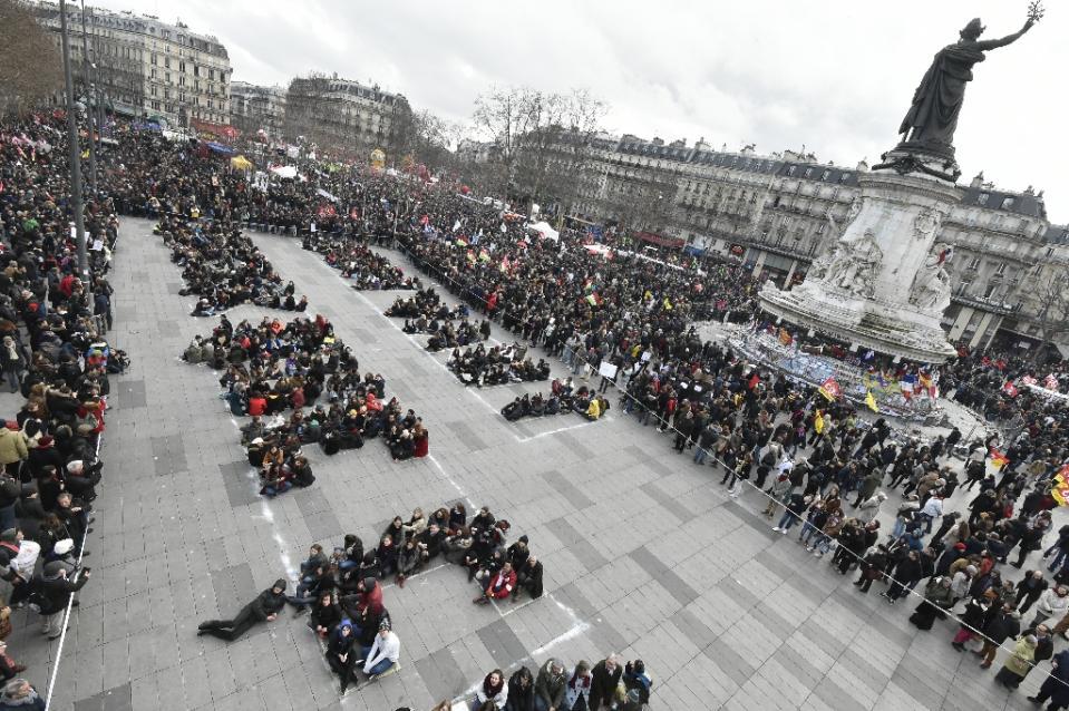Париж_протест_2