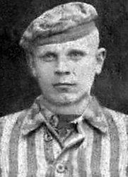 Узник Освенцима Роман Евсеевич Продуис. Заменил Ларисе отца.