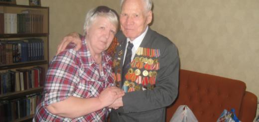 В крепких объятиях вновь встретились два поколения ленинградцев. Галина Александровна Савченко и Гусман Ибрагимович Сафин