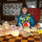 Madre de la gran familia Marienko.